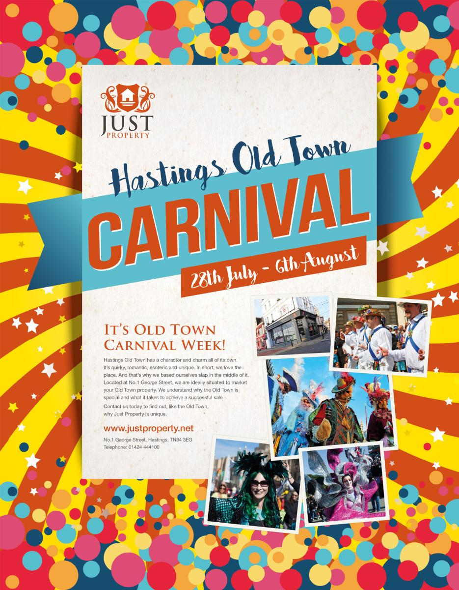 Hastings Old Town Carnival