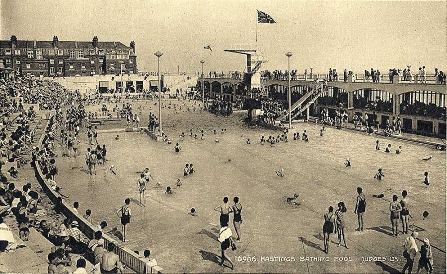 St Leonards Pool