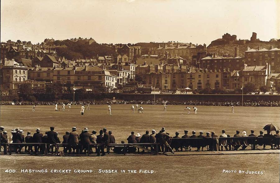 Priory Meadow Cricket Ground