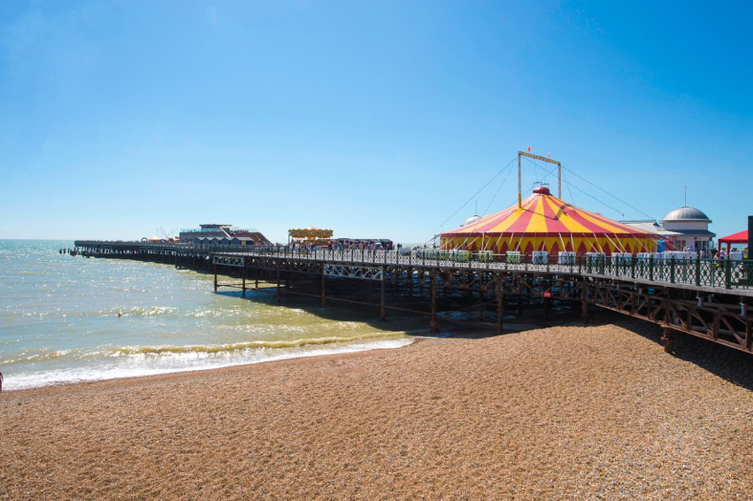 Hastings Has Pier Of The Year 2017